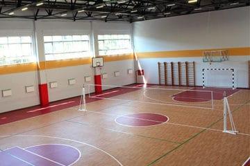 Sport facilities for schools
